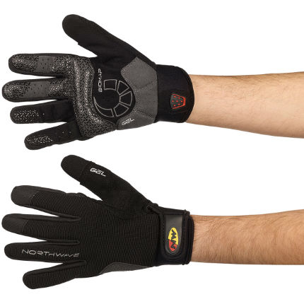 Northwave MTB Winter Full Finger Gloves AW13