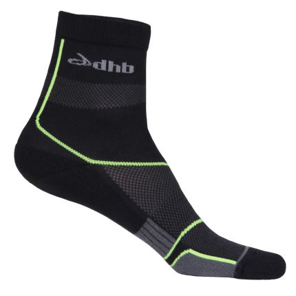 dhb Zelos Ankle Length Run Socks