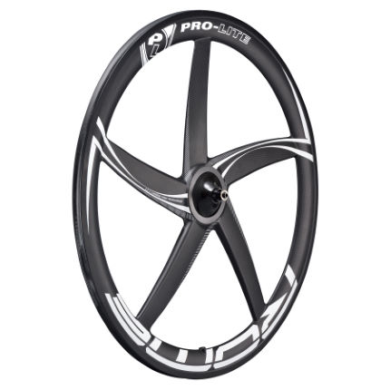 Pro Lite Rome 5 Spoke Full Carbon Tubular Front Wheel