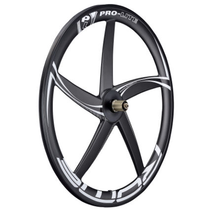 Pro Lite Rome 5 Spoke Full Carbon Tubular Rear Wheel
