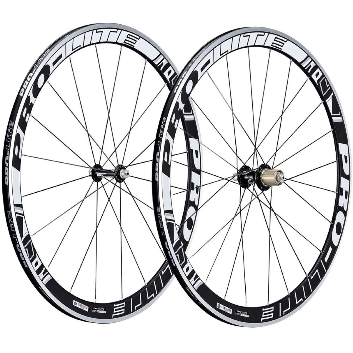 Pro Lite Bracciano A42 Alloy Clincher Wheelset   Performance Wheels