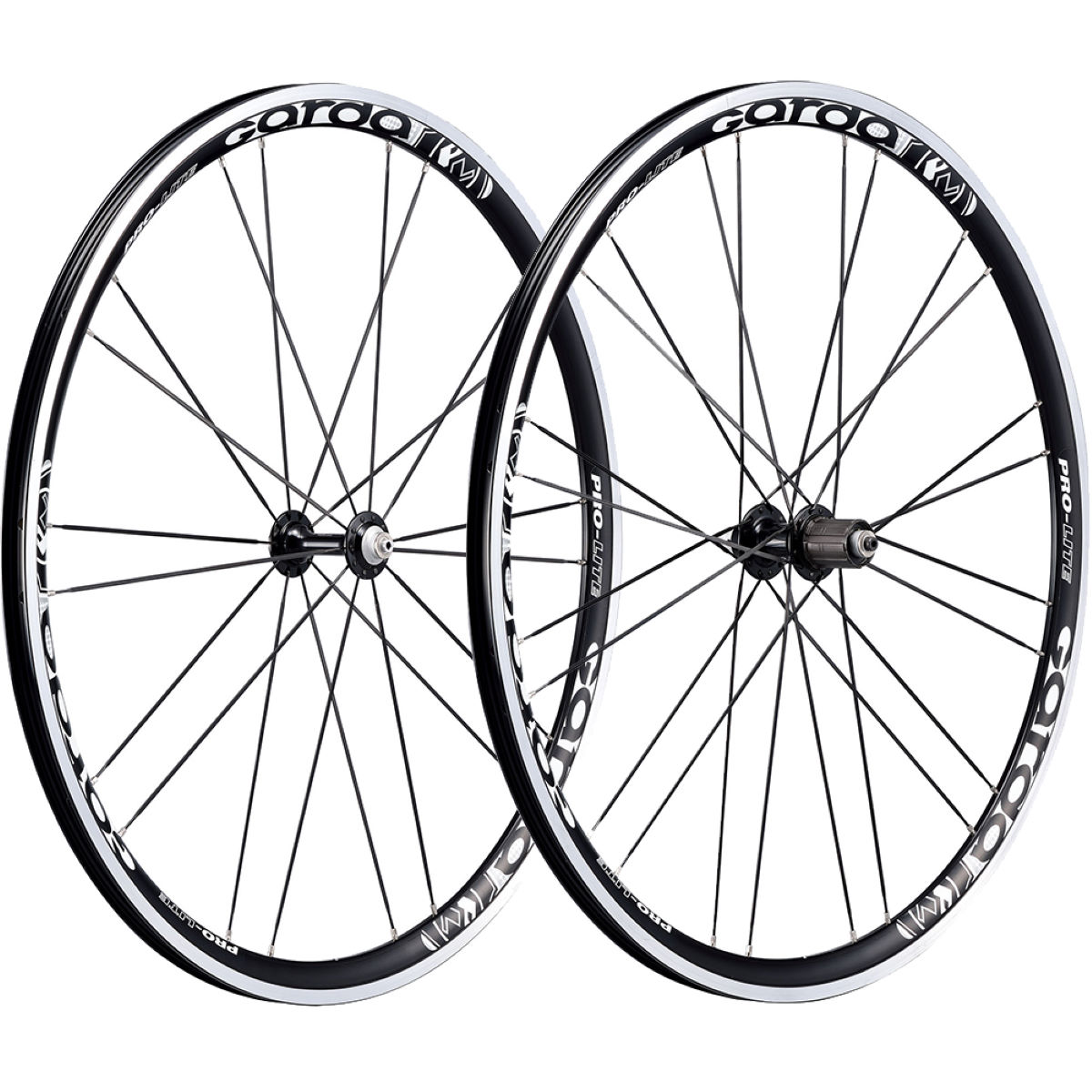 Pro Lite Garda Alloy Clincher Wheelset   Performance Wheels