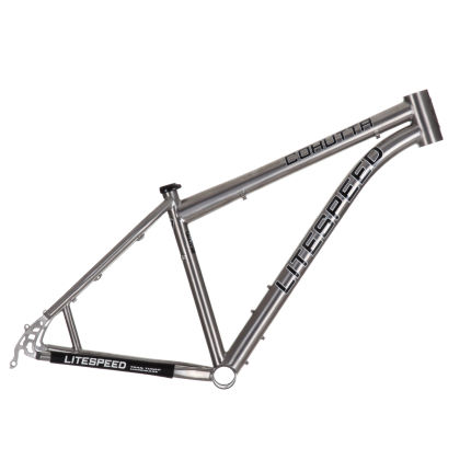 Picture of Litespeed Cohutta 29er Titanium Frame 2014
