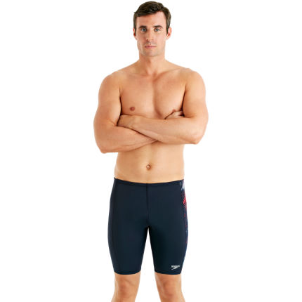 Speedo - Hydroturn Allover Panel ジャマー AW13