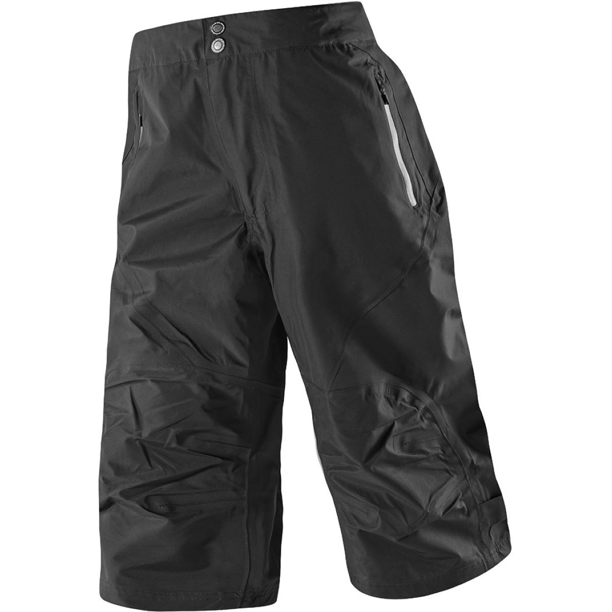 Short 3/4 Altura Attack (imperméable) - S Noir Shorts VTT