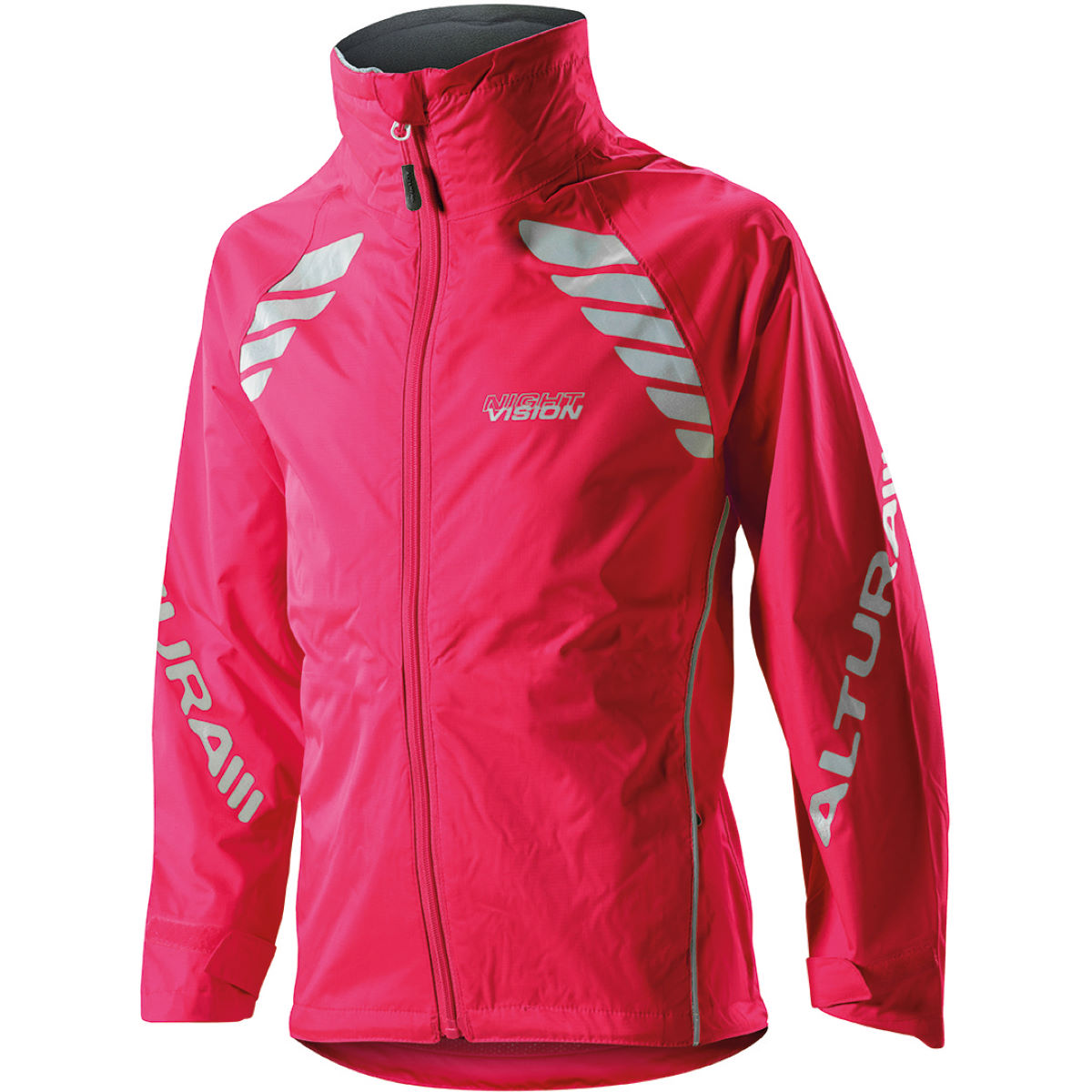 Veste Enfant Altura Night Vision - 10-12 years Rose Vestes imperméables vélo