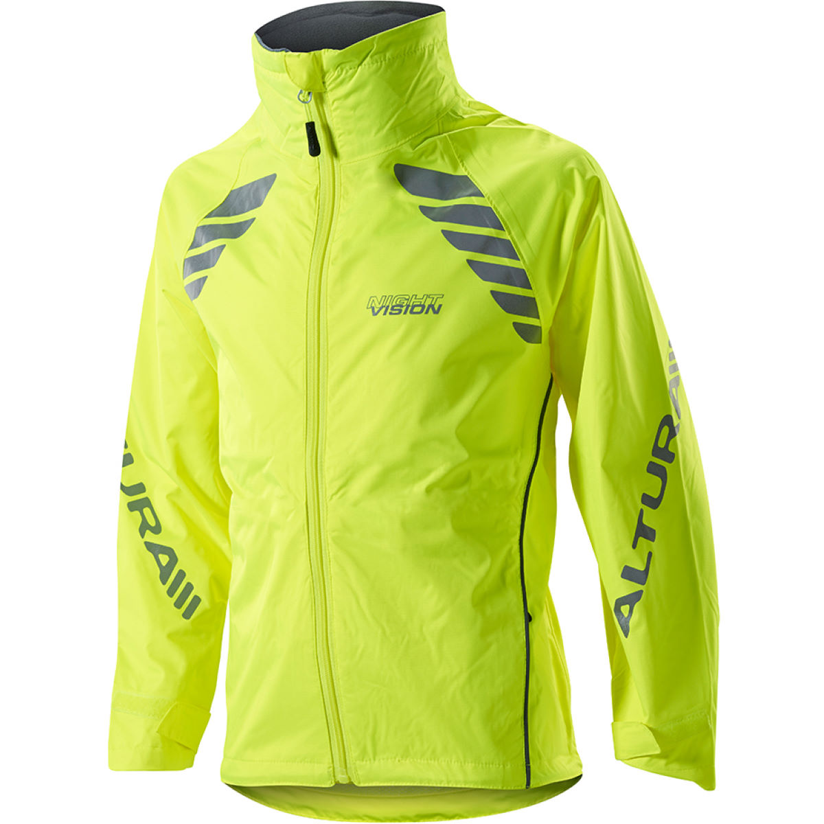 Veste Enfant Altura Night Vision - 7-9 years Jaune Vestes imperméables vélo