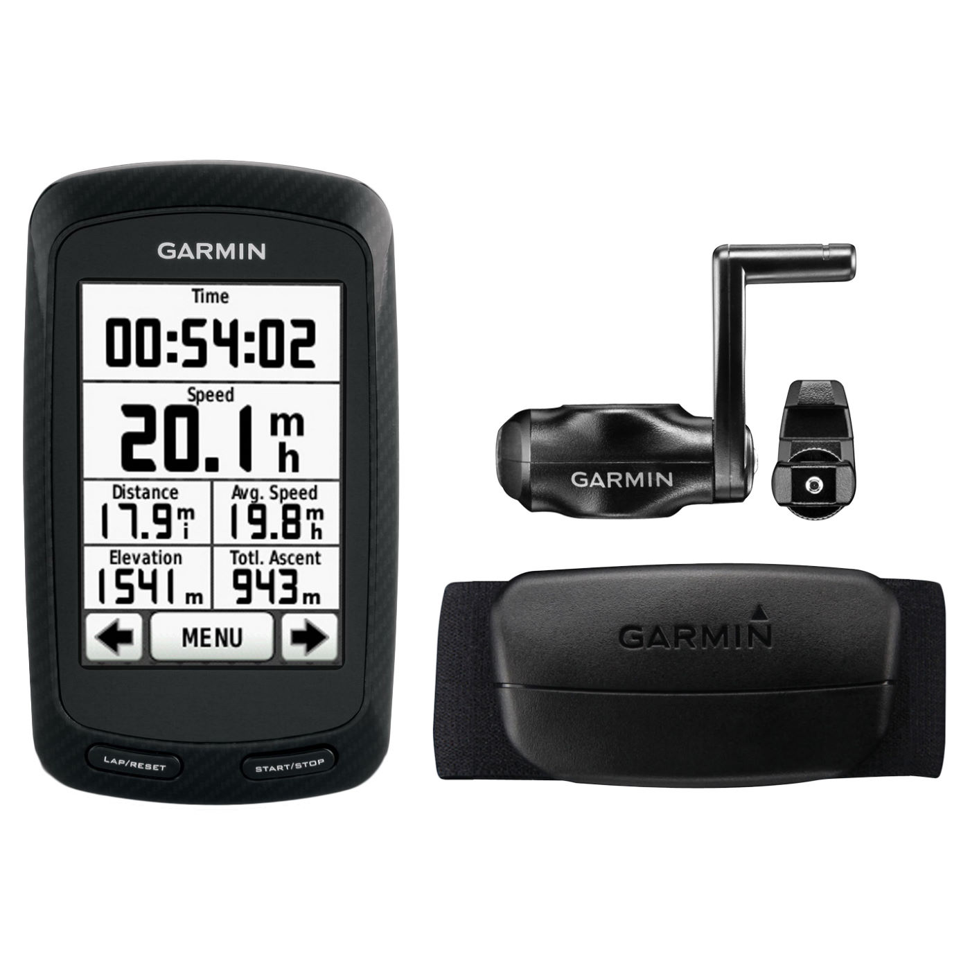 Garmin Cycle Computer >> Wiggle | Garmin NOH Edge 800 GPS Performance Bundle | GPS ...