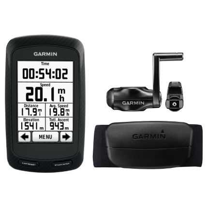 Garmin NOH Edge 800 GPS Performance Bundle