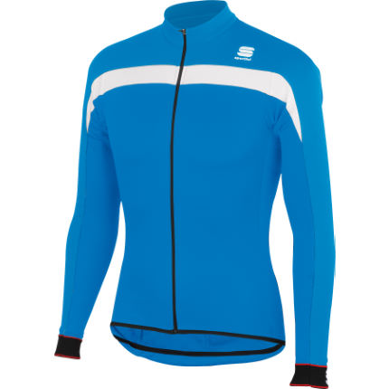 Sportful Pista Full Zip Long Sleeve Jersey