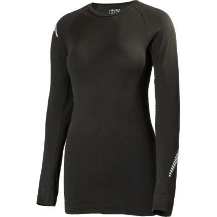 Helly Hansen Ladies Dry Revolution Long Sleeve Base Layer