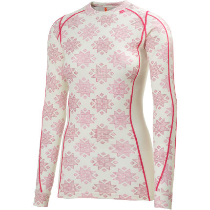 Helly Hansen Ladies Warm Ice Crew Neck Base Layer