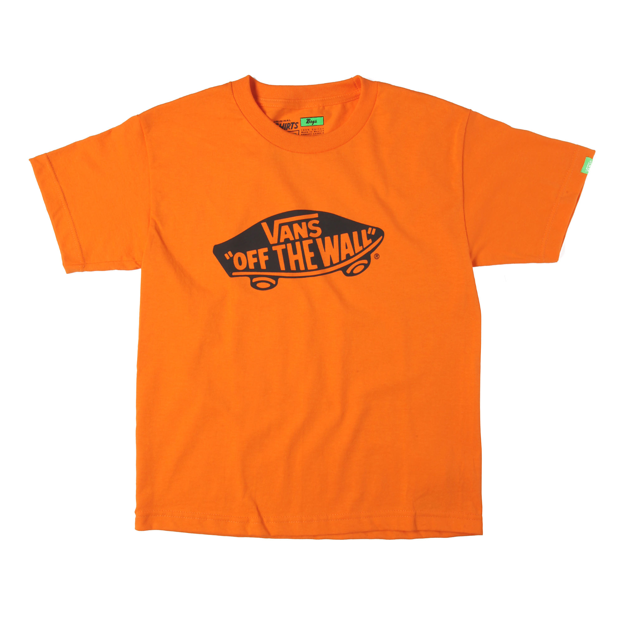 wiggle vans boys off the wall t shirt t shirts. Black Bedroom Furniture Sets. Home Design Ideas