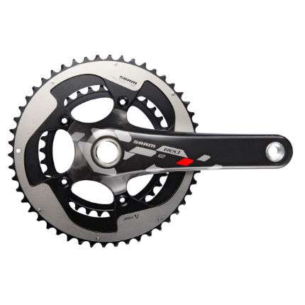 SRAM - Rød 22 GXP Dobbelt Cyclo-Cross chainset
