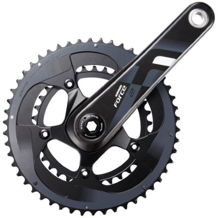 SRAM Force 22 BB30 compact crankstel