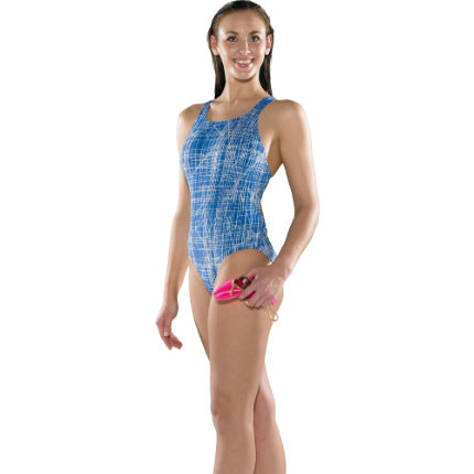 Maru Ladies Odessa Pacer Vault Back Swimsuit AW13