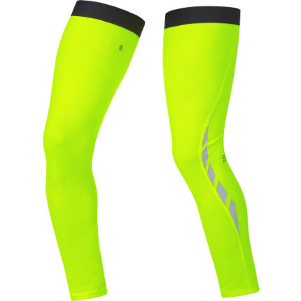 Gore Bike Wear - Synlighed Thermo Leg Warmers