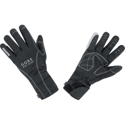 Gore Bike Wear Road Windstopper Softshell Thermo Gloves