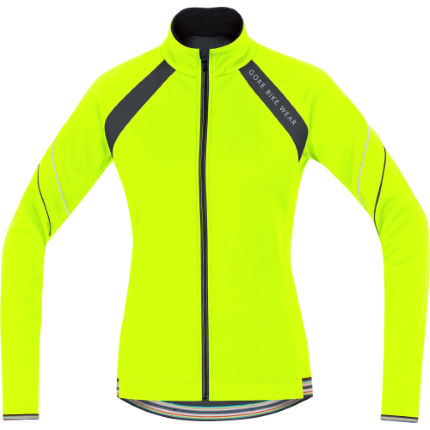 Gore Bike Wear Power 2.0 Windstopper Softshell Jacka - Dam