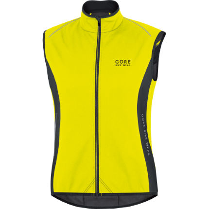Gilet sans manches Gore Bike Wear Power Windstopper Softshell Thermo