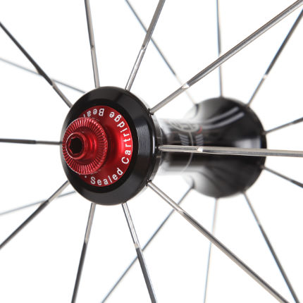 USE Nano Tech 8.0 Carbon Tubular Wheel Set