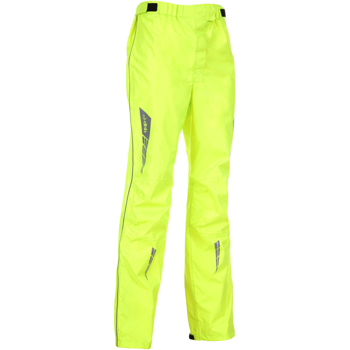 Surpantalon dhb Mono Hi Viz (imperméable) - X Small - Regular Fluro Pantalons vélo imperméables