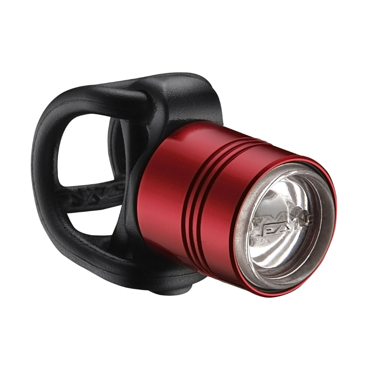 Eclairage avant LED Lezyne Femto Drive - Red/Red Eclairages avant