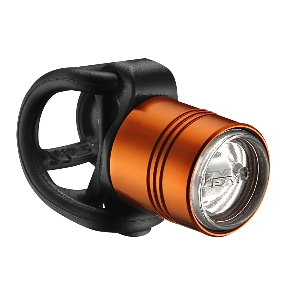Eclairage avant LED Lezyne Femto Drive - Orange/Orange