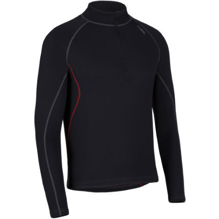 dhb Corefit Plus Zip Neck Base Layer