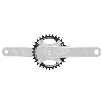 SRAM X01 X-Sync 36T 94 BCD 11-speed kettingblad