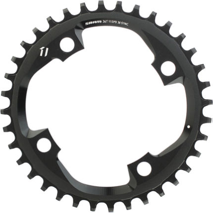 SRAM X01 X-Sync 34T 104 BCD 11-speed kettingblad