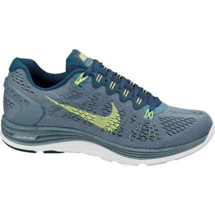 Nike Ladies Lunarglide+ 5 Shoes - HO13