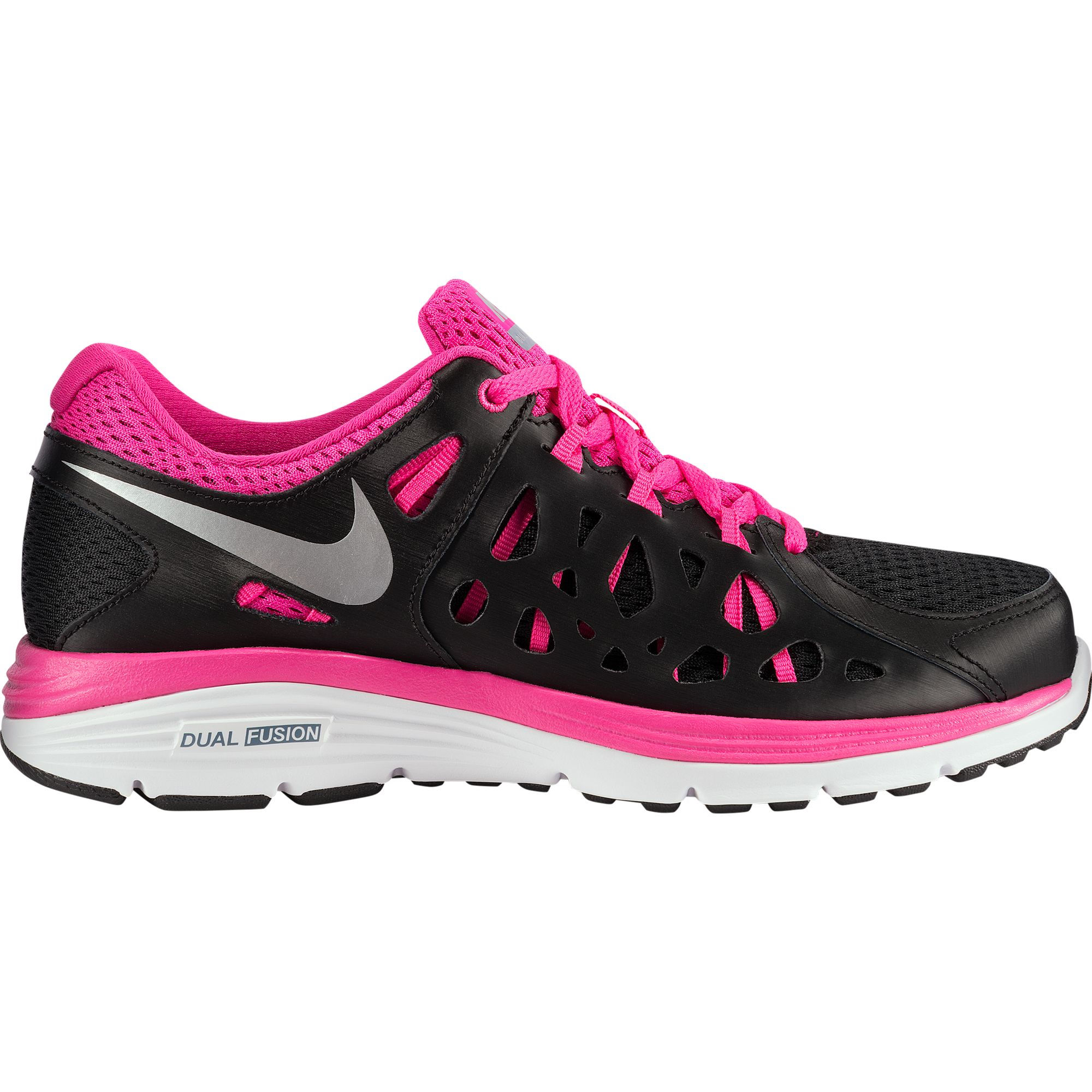 chaussures de running stables nike ladies dual fusion run 2 shoes ho13 wiggle france. Black Bedroom Furniture Sets. Home Design Ideas