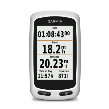 Ciclocomputador GPS Garmin Edge Touring