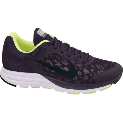 Nike Ladies Zoom Structure 17 Shield Shoes - HO13
