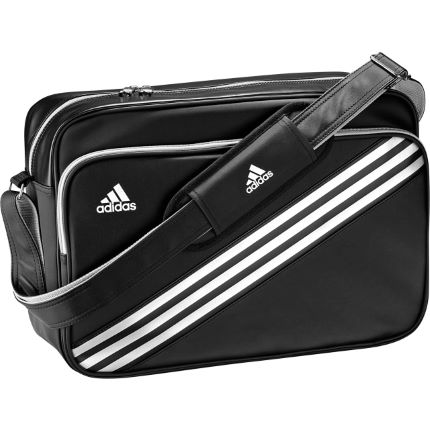 Adidas Enamel 3-Stripe Shoulder Bag