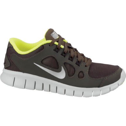 Nike Boys Free 5.0 Shield (GS) Shoes - HO13