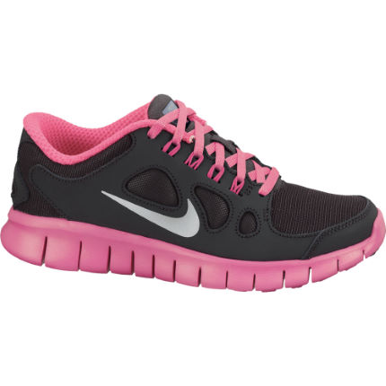 Nike Girls Free 5.0 Shield (GS) Shoes - HO13