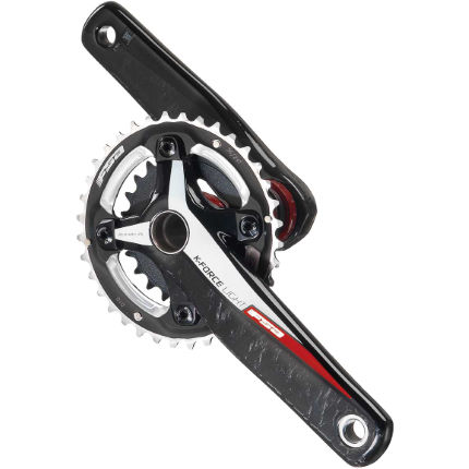 FSA K-Force Light Mega Exo Double  MTB Chainset