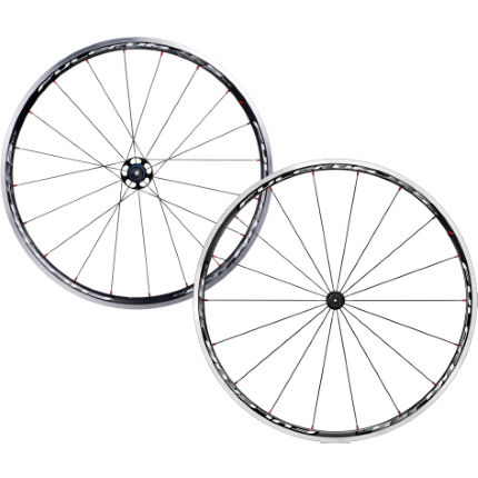 Fulcrum Racing 5 CX Clincher Black/White WheelSet 2014