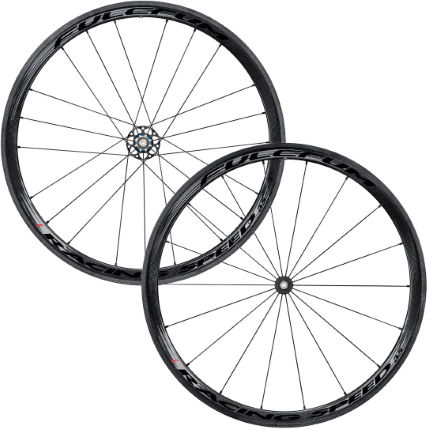 Fulcrum Racing Speed 35 Dark Tubular WheelSet