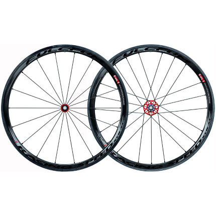 Fulcrum Racing Speed XLR 35 Tubular Wheelset