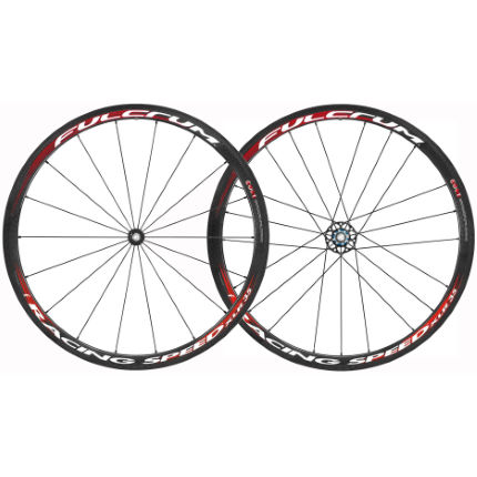 Fulcrum Racing Speed XLR 35 Tubular Wheelset 2014
