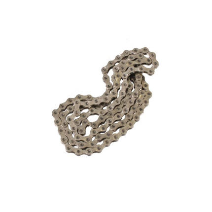 Gusset DHS10 10 Speed Chain Silver