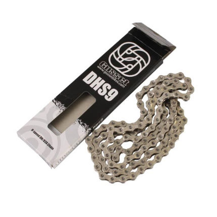 Gusset Gusset DHS9 9Speed Chain SIlver