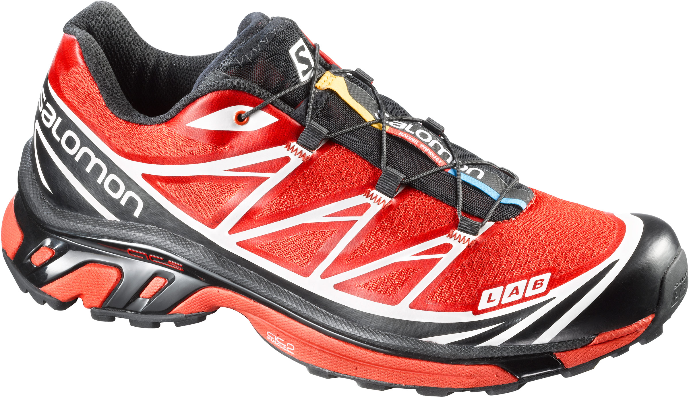 mens salomo s lab xt red