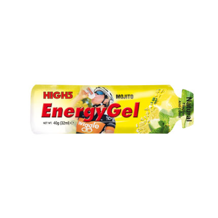 High5 EnergyGel Mojito (20 x 38g) - Wiggle Exclusive