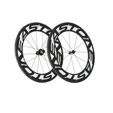 Easton EC90 TT Carbon (90mm) Tubular Wheelset