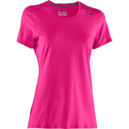 Under Armour Ladies Sonic Short Sleeve Shirt - AW13