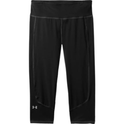 Under Armour Ladies UA Run Stretch Woven Capri - AW13